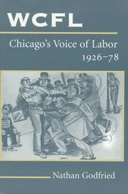 Cover of: WCFL, Chicago's voice of labor, 1926-78