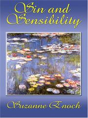 Cover of: Sin and sensibility |
