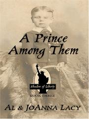 Cover of: A prince among them | Al Lacy