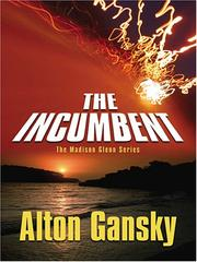 Cover of: The incumbent