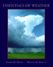 Cover of: Essentials of weather