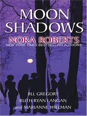 Cover of: Moon shadows |
