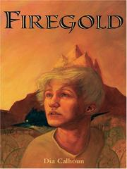 Cover of: Firegold