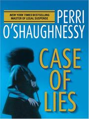 Case of lies by Perri O'Shaughnessy