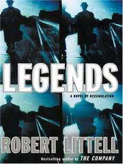 Cover of: Legends: A Novel of Dissimulation