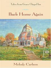 Cover of: Back home again