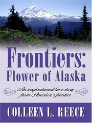 Cover of: Frontiers. | Colleen L. Reece