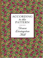 Cover of: According to the pattern