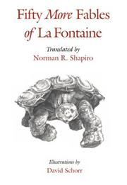 Cover of: Fifty More Fables of La Fontaine | Jean de La Fontaine