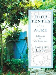 Cover of: Four Tenths of an Acre | Laura Lisle