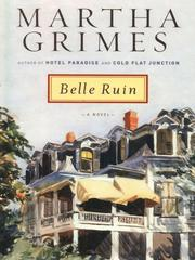 Cover of: Belle ruin