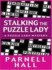 Cover of: Stalking the Puzzle Lady | Parnell Hall