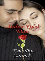 Cover of: Amber-eyed man