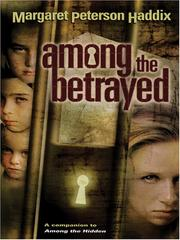 Cover of: Among the Betrayed (Shadow Children #3)