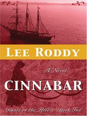Cover of: Cinnabar