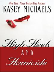 Cover of: High heels and homicide