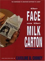Cover of: The Face on the Milk Carton