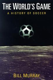 Cover of: The World's Game