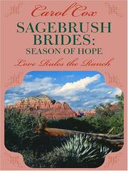Cover of: Sagebrush Brides
