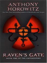 Cover of: Raven's Gate (The Gatekeepers)