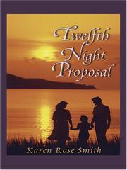 Cover of: Twelfth Night Proposal