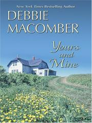 Cover of: Yours and Mine