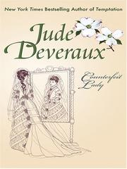 Cover of: Counterfeit Lady | Jude Deveraux