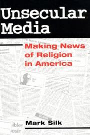 Unsecular media by Mark Silk