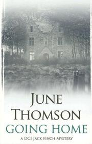 Cover of: Going Home (Thorndike British Favorites)