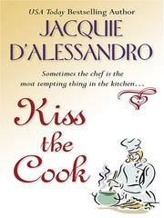 Cover of: Kiss the Cook | Jacquie D