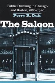 Cover of: The Saloon | Perry Duis
