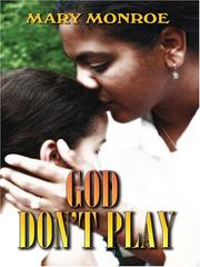 Cover of: God Don
