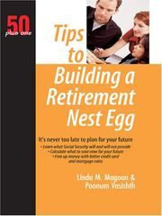 Cover of: 50 Plus One Tips to Building a Retirement Nest Egg | Linda M. Magoon, Poonum Wasishth