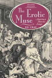Cover of: The erotic muse