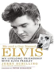 Cover of: Me and a guy named Elvis