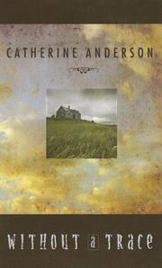 Cover of: Without a Trace | Catherine Anderson