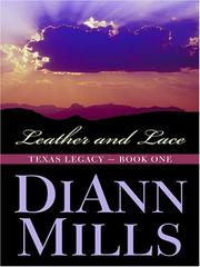 Leather and Lace (Texas Legacy Series #1)