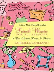 Cover of: French Women for All Seasons | Mireille Guiliano