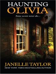 Cover of: Haunting Olivia