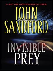 Cover of: Invisible Prey