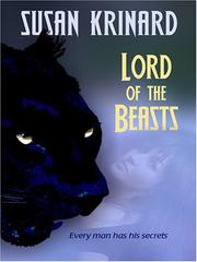 Cover of: Lord of the Beasts