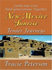 Cover of: Tender Journeys: Faith and Love Hold Generations Together (Thorndike Press Large Print Christian Fiction)