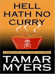 Cover of: Hell Hath No Curry | Tamar Myers