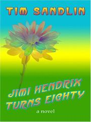 Cover of: Jimi Hendrix Turns Eighty (Laugh Lines)