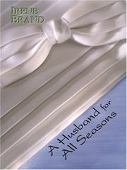 Cover of: A Husband for All Seasons