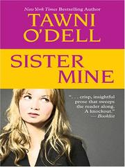 Cover of: Sister Mine | Tawni O'Dell
