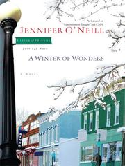 Cover of: A Winter of Wonders