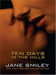 Cover of: Ten Days in the Hills