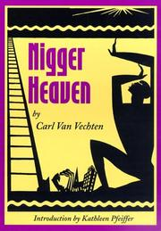 Cover of: Nigger heaven