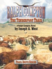 Cover of: Ralph Compton the Tenderfoot Trail